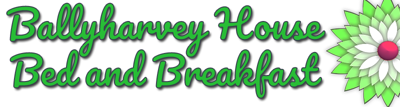 Ballyharvey House Bed and Breakfast logo