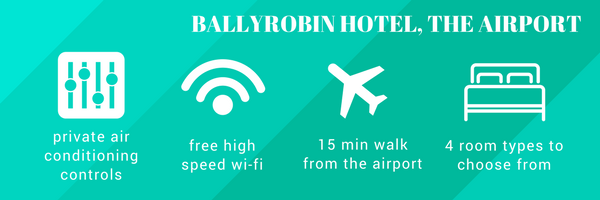 What's available at Ballyrobin Hotel in Belfast