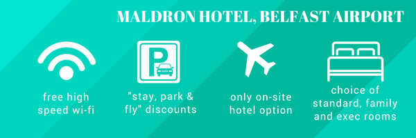 Belfast Airport Guide: Why choose Maldron Hotel