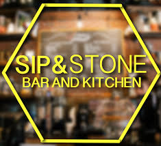 Sip and Stone logo
