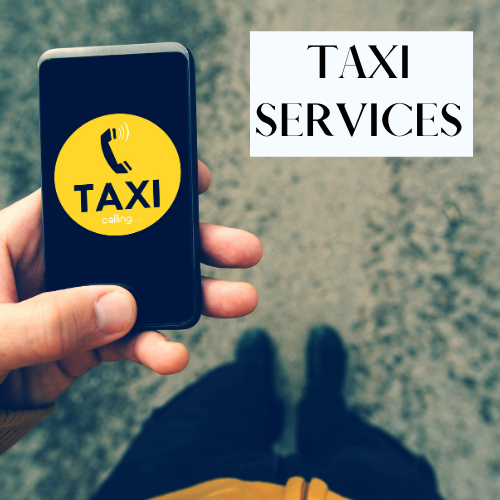 Belfast International Airport - taxi services